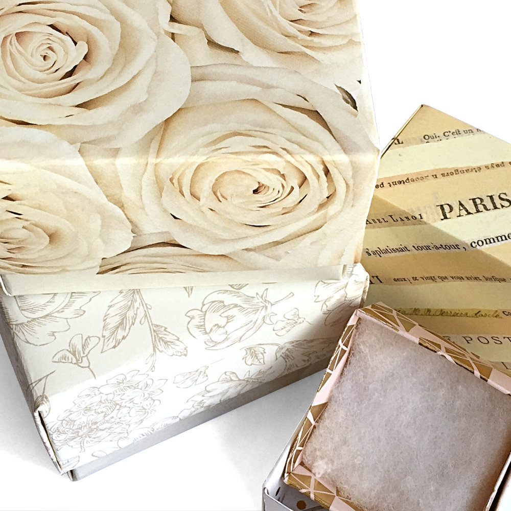 Ivory Gift Boxes